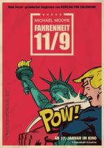 Filmposter Fahrenheit 11/9