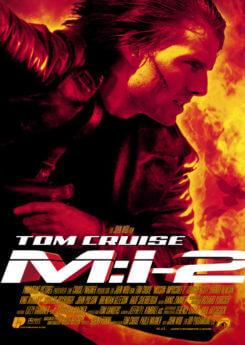 Filmposter M:I-2