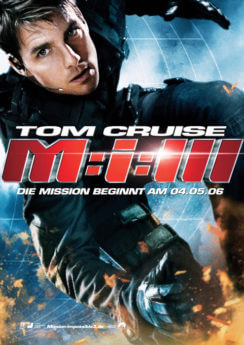Filmposter Mission: Impossible 3