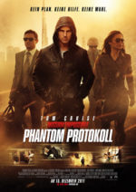 Filmposter Mission: Impossible – Phantom Protokoll
