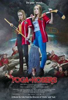 Filmposter Yoga Hosers
