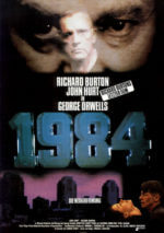 Filmposter 1984