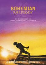 Filmposter Bohemian Rhapsody