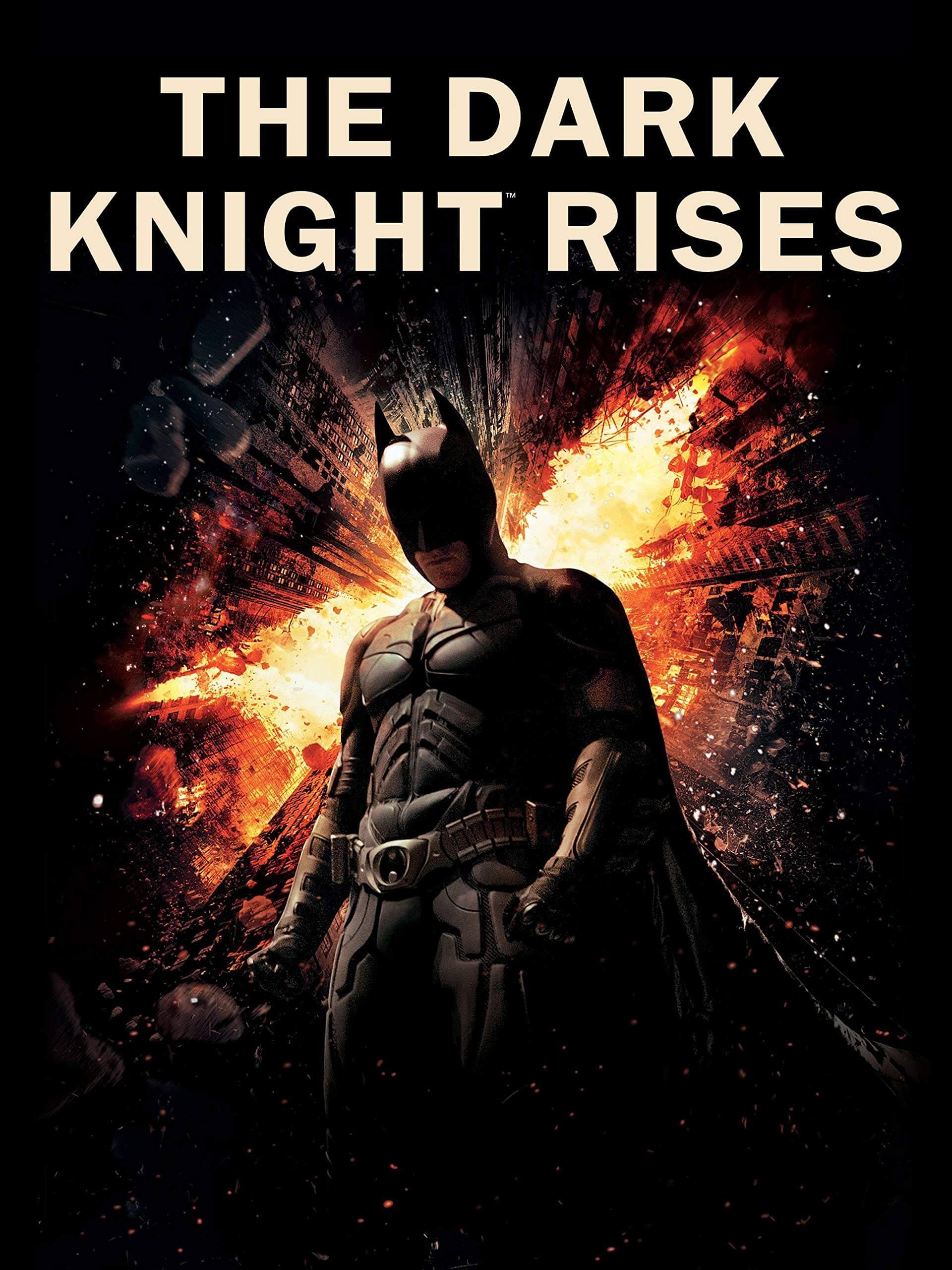 Batman The Dark Knight Rises Ganzer Film Deutsch