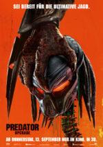 Filmposter Predator – Upgrade