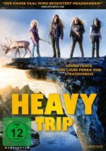 DVD-Cover Heavy Trip