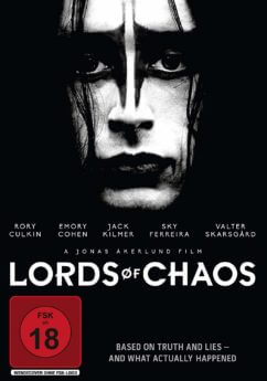 DVD-Cover Lords of Chaos