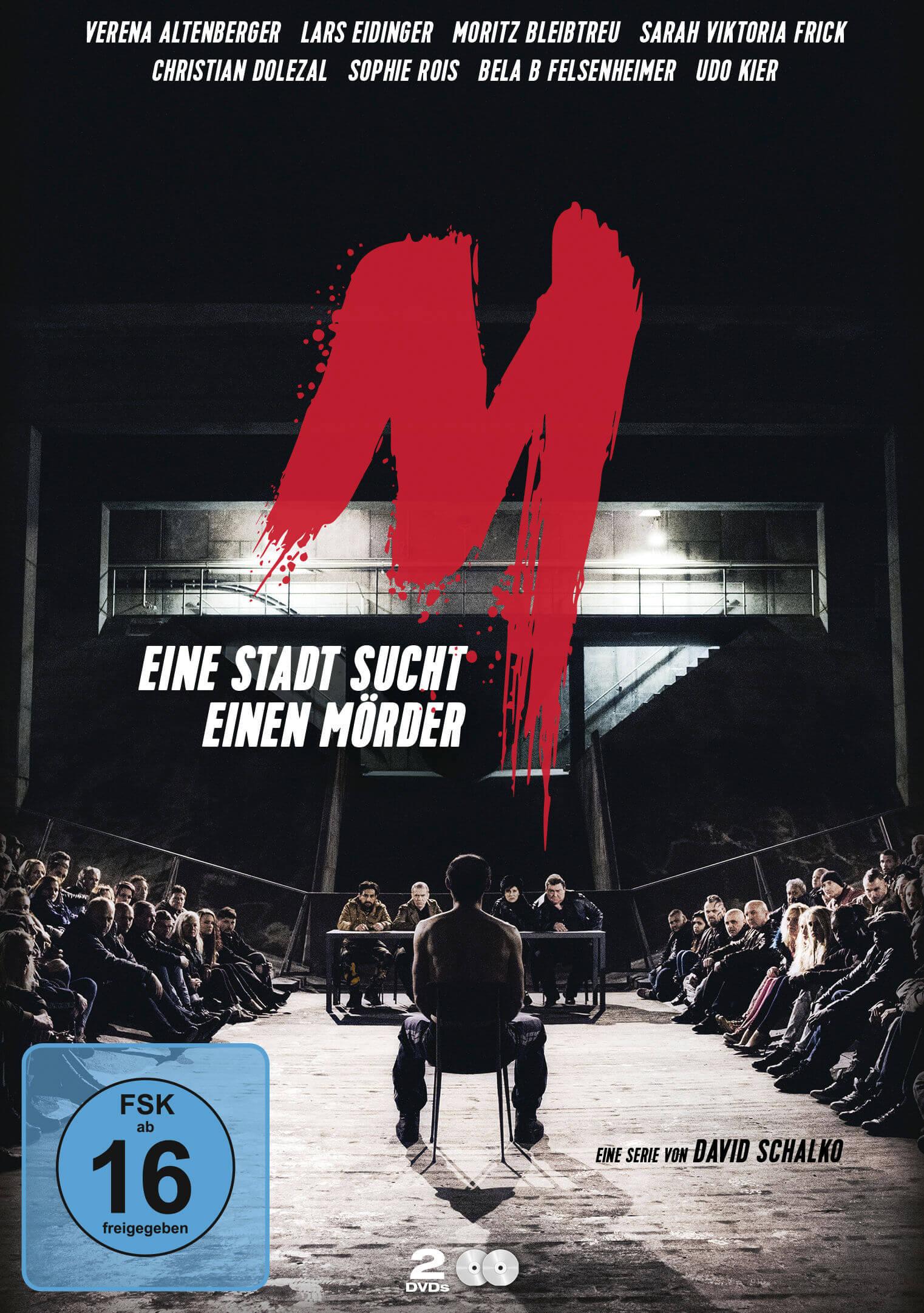 M Stadt Sucht Mörder