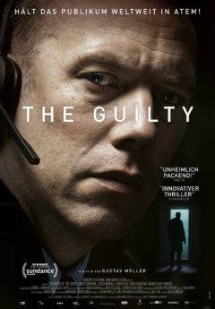 Filmposter The Guilty
