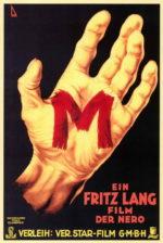 M Filmposter