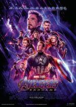 Filmposter Avengers: Endgame
