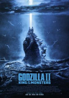 Filmposter Godzilla II