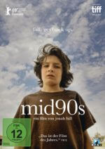 Filmposter Mid90s
