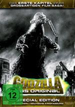 DVD-Cover Godzilla – Das Original