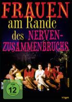 DVD-Cover Frauen am Rande des Nervenzusammenbruchs