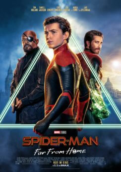 Filmposter Spider-Man: Far From Home