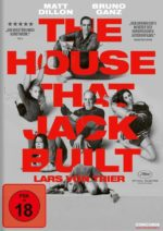 DVD-Cover The House That Jack Built