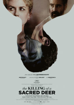 Filmposter The Killing of a Sacred Deer