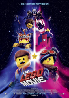 Filmposter The Lego Movie 2