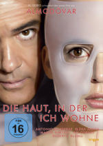 DVD-Cover Die Haut in der ich wohne