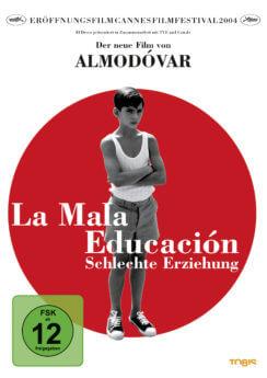 DVD-Cover La Mala Educación