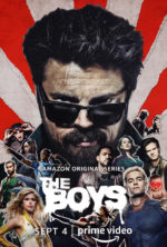 The Boys Staffel 2 Cover