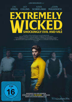 Extremely Wicked DVD-Cover