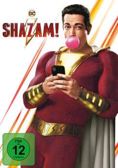 DVD-Cover Shazam