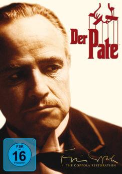 DVD-Cover Der Pate