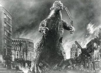 Original Godzilla