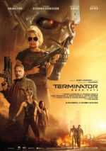 Filmposter Terminator: Dark Fate