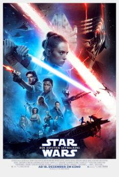 Filmposter Star Wars: Der Aufstieg Skywalkers