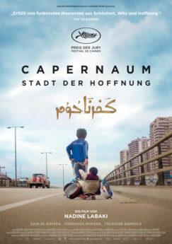 Filmposter Capernaum
