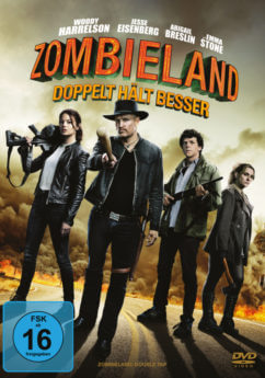 DVD-Cover Zombieland 2