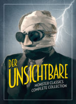 DVD-Cover Der Unsichtbare