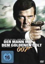 DVD-Cover Der Mann mit dem goldenen Colt