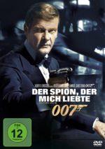 DVD-Cover Der Spion, der mich liebte