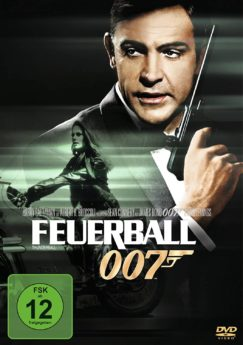 DVD-Cover Feuerball