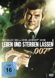 DVD-Cover Leben und sterben lassen