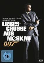 DVD-Cover Liebesgrüße aus Moskau