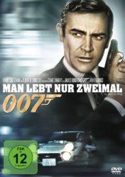 DVD-Cover Man lebt nur zweimal