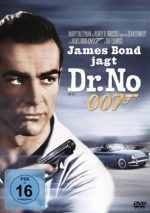 DVD-Cover James Bond 007 jagt Dr. No