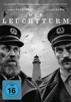 DVD-Cover Der Leuchtturm