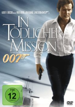 DVD-Cover In tödlicher Mission
