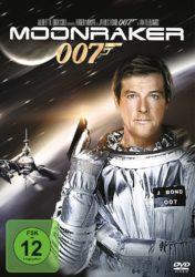 DVD-Cover Moonraker