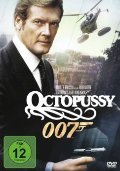DVD-Cover Octopussy