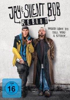 DVD-Cover Jay & Silent Reboot