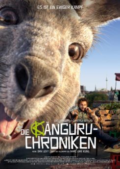 Filmposter Die Känguru-Chroniken