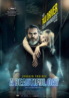Filmposter A Beautiful Day