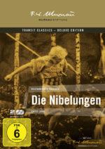 DVD-Cover Die Nibelungen